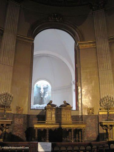 Saint Roch Church - Chapelle du Calvaire