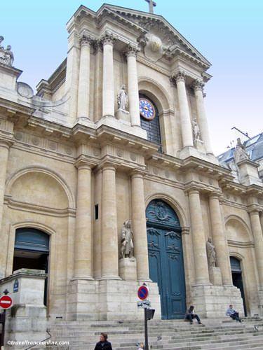 saint roch church rue saint honore paris. Black Bedroom Furniture Sets. Home Design Ideas