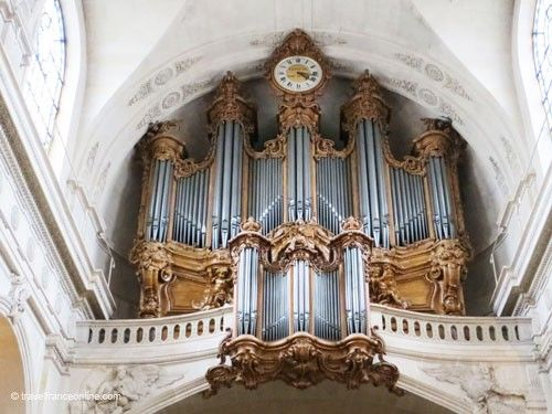Saint Roch Church great organ