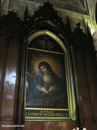 Saint Severin Church - Notre-Dame-de-Ostrabrama