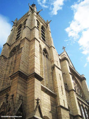 Saint Severin Church - belfry