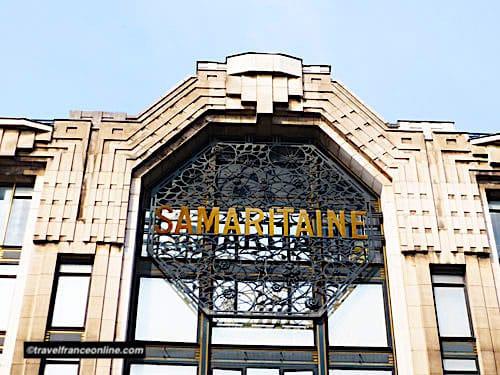 La Samaritaine - Iconic Art Deco logo