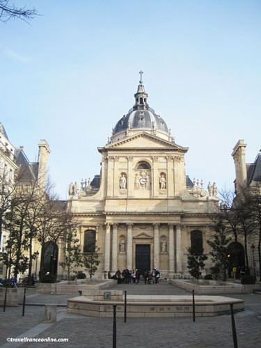 Sorbonne University Paris Latin Quarter