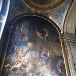 St Sulpice Church - Mural by Delacroix