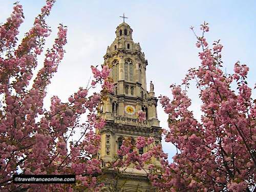 Trinite Church in Paris