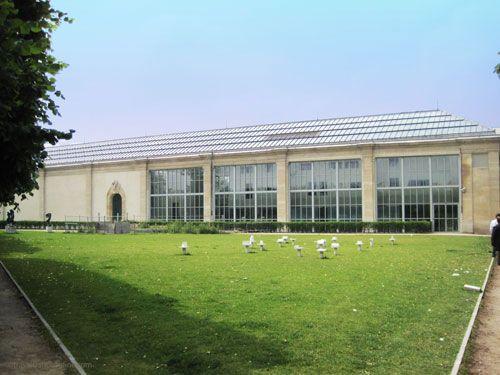 Tuileries garden - Musée de l'Orangerie
