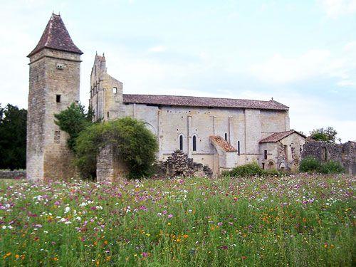 Entre-Deux-Mers wines - Abbaye de Blasimon
