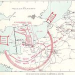 Air plan for landings in June 1944 - Normandy invasion