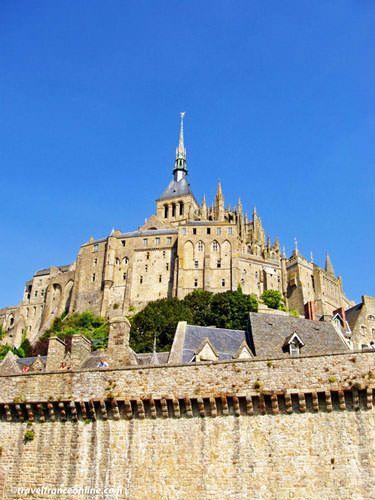 About Normandy - Mont Saint-Michel