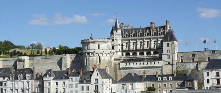 Amboise Castle – Early Renaissance Chateau