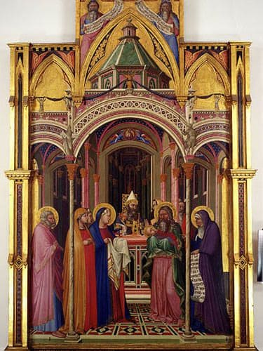Candlemas day - Presentation of Jesus at the Temple