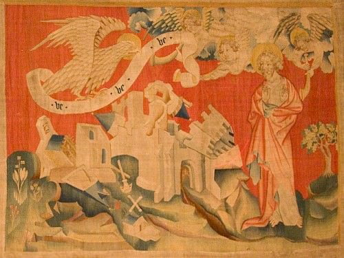 Apocalypse Tapestry - L'Aigle de Malheur - The Eagle of Doom