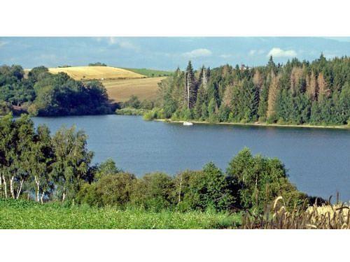 Lake Pareloup