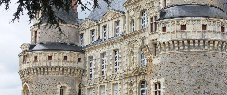 Chateau de Brissac – Castle Loire Valley