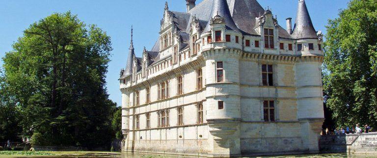 Azay le Rideau Castle – Chateau Renaissance