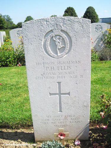 Bayeux CWGC War Cemetery