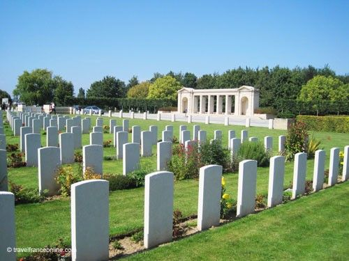 Bayeux CWGC War Cemetery and Memorial