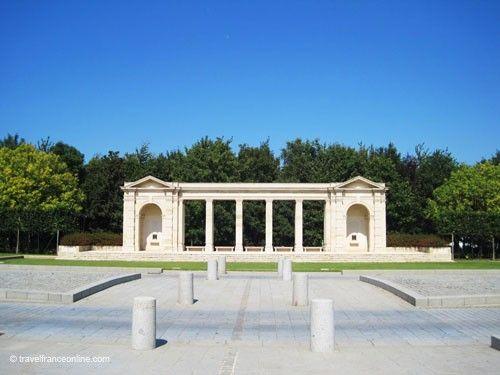 Bayeux CWGC War Cemetery Memorial