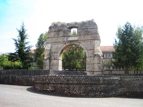 Arche de Diane in Cahors