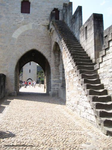 Fortified Pont Valentré in Cahors