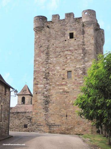 Capdenac le Haut - Tour Maudon