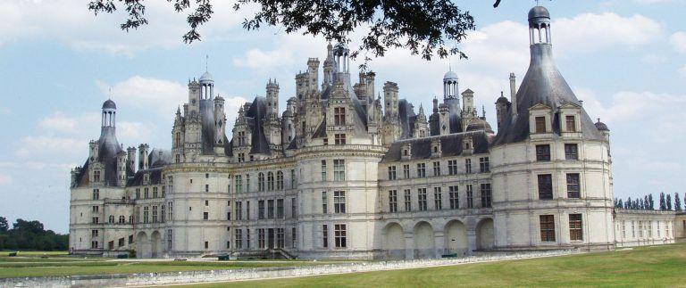 Chateau de Chambord – Leonardo da Vinci