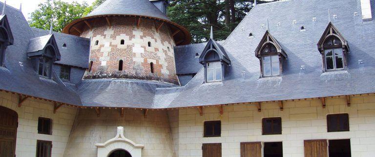 Chateau de Chaumont sur Loire – Diane de Poitiers