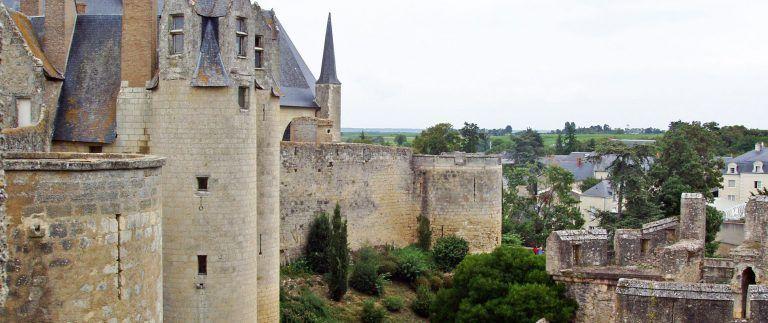 Chateau de Montreuil Bellay – Walled City