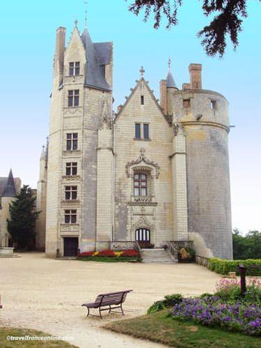 Chateau de Montreuil Bellay - Nouveau Château