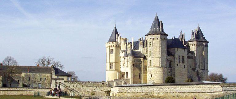 Chateau de Saumur – Dukes of Anjou Castle