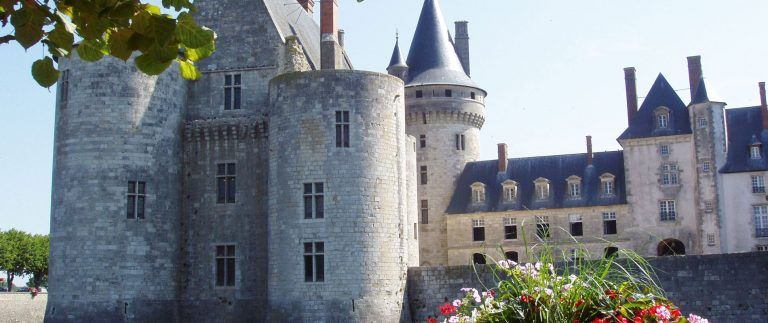 Chateau de Sully sur Loire – Castle Loire Valley