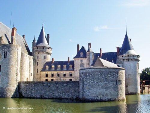 Chateau de Sully sur Loire - Petit Château