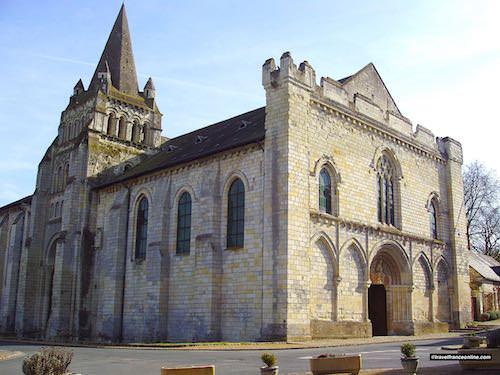 Cunault Abbey Church