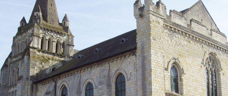 Cunault Abbey Church – Masterpiece Romanesque Architecture