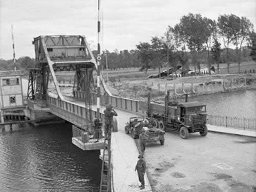 Pegasus Bridge - D-Day