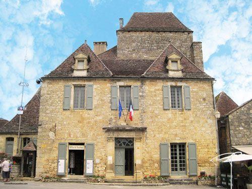 Maison des Gouverneurs - Tourist Office in Domme