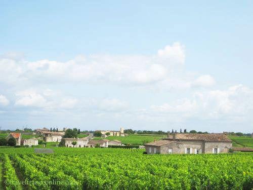 Entre-Deux-Mers wines area