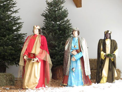 Epiphany - The Three Wise Men
