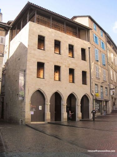 Champollion Museum in Figeac