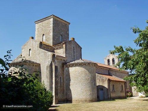 Germigny des Pres Church
