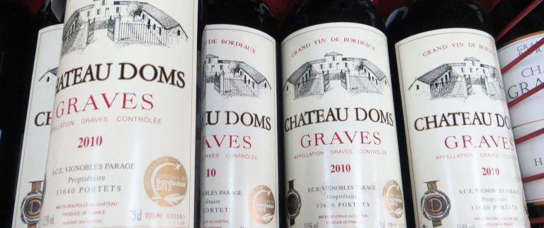 Graves Vineyard – Bordeaux wines – Aquitaine