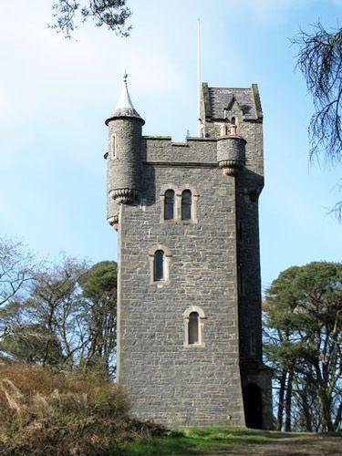 Helen's Tower in Ireland - Ulster Tower Memorial in Thiepval