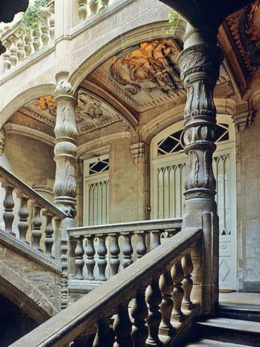 Puy St Front district - Hotel de Lestrade