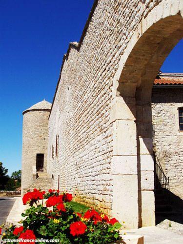 Knights Templar Commanderies in Aveyron - La Cavalerie