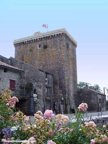 Knights Templar Commanderies in Aveyron - Le Viala du Pas de Jaux