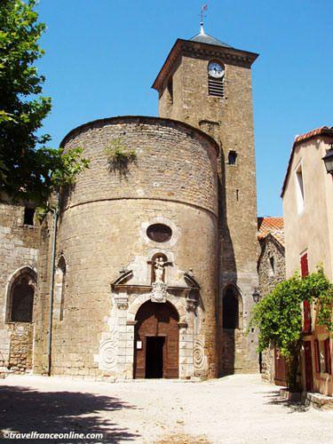 Knights Templar Commanderies in Aveyron - Sainte-Eulalie-de-Cernon