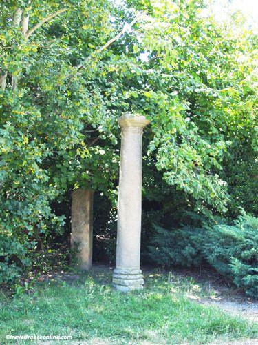 La Gaufresenque - Vestiges of a temple