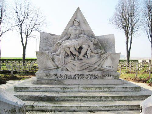La Targette Czechoslovakian Memorial