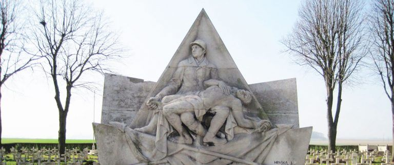 La Targette Czechoslovakian Memorial – WWI
