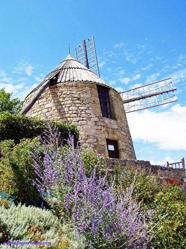 Lautrec in Tarn - Moulin de la Salette